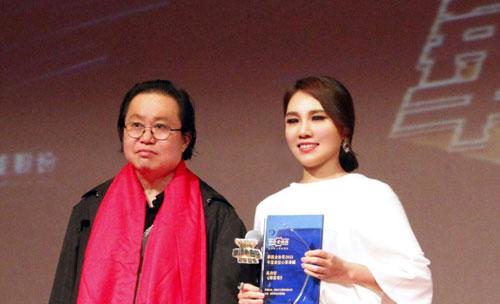 灵魂歌者吴尚哲获华语金曲年度最佳心灵专辑奖