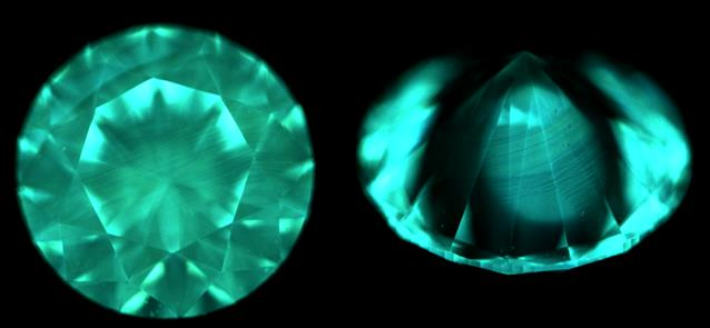 一批CVD合成钻石的鉴别特征
